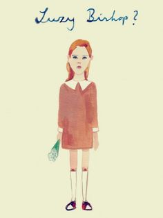 Moonrise Kingdom/ suzy bishop sketch