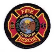 Redmond Fire and Rescue Logo