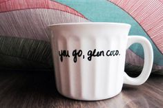The Glen Coco Mug is a Hilarious Tribute to a Phantom Character #popculture trendhunter.com