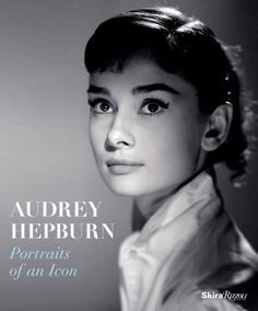 Buy Audrey Hepburn: Portraits of an Icon by Terence Pepper at Mighty Ape NZ. During her lifetime , the Belgian - born British actress Audrey Hepburn - star of such films as Roman Holiday , Sabrina , Funny Face ,.