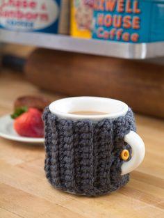 Image of Ribbed Mug Cozy