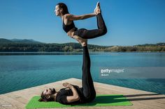 View top-quality stock photos of Acroyoga Bow Pose. Find premium, high-resolution stock photography at Getty Images. Bow Pose, Acro, Royalty Free Images, Bows, Stock Photos, Couples, Nature, Photography, Beautiful