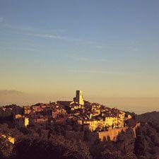 St. Paul de Vence, France - a village perché (perched village)