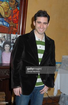 <a gi-track='captionPersonalityLinkClicked' href='/galleries/personality/581973' ng-click='$event.stopPropagation()'>John Lloyd Young</a> during Audio Book Celebration of Producer Edward S. Feldman's Hollywood Memoir 'Tell Me How You Love the Picture' at Victor's Cafe in New York City, New York, United States.