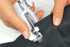 Handheld Sewing Machine  Sew on the go!  60% OFF