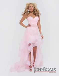 4ebe67ca571 Tony Bowls Le gala Prom Dress - 114527 Fun