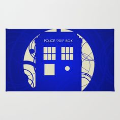 dr who rug