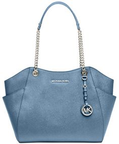 MICHAEL Michael Kors Jet Set Travel Large Shoulder Tote | macys.com