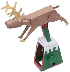 Reindeer by Rob Ives