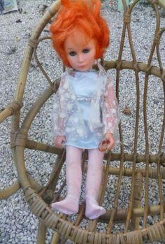 Bettina 1° tipo abito dal catalogo 1969 Vintage Dolls, Euro, Harajuku, Style, Fashion, Dolls, Moda, Antique Dolls, Stylus