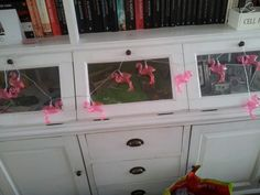 Day 170: flamingo lights.