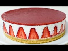 Cheesecake fara coacere | Cheesecake without baking (CC Eng Sub) | JamilaCuisine - YouTube