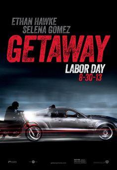 Getaway affiche comic con du film avec e hawke et s gomez sortie us lbdc getaway for Poster et affiche