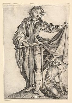 Buy online, view images and see past prices for Martin Schongauer - St. Invaluable is the world's largest marketplace for art, antiques, and collectibles. Martin Schongauer, Renaissance, Albrecht Dürer, Empire Romain, Late Middle Ages, Saint Martin, Art Graphique, Canvas Prints, Art Prints