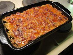 Kesäkurpitsalasagne - Resepti | Kotikokki.net Best Pasta Recipes, Monkey Bread, Lasagna, Food And Drink, Keto, Meals, Dinner, Cooking, Ethnic Recipes