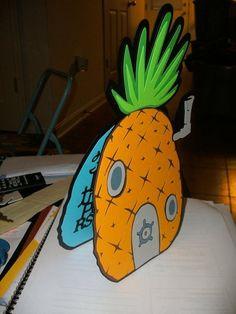 Spongebob Squarepants Birthday Party Ideas