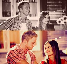 Hart of Dixie - Wade and Zoey