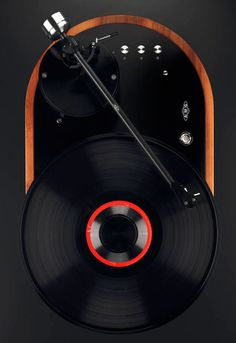 This is what a $15,000 turntable looks like...