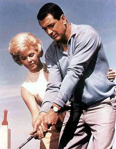 Doris Day and Rock Hudson - Lover Come Back