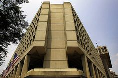 The J Edgar Hoover FBI building is pictured in this July 1 file photo in Washington DC Tycoon Donald Trump is considering development of the building...