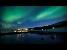 documental sobre la aurora boreal - YouTube