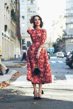 Daddy's neatness | Fashion Vintage Blogger: Today's character: Ulyana Sergeenko