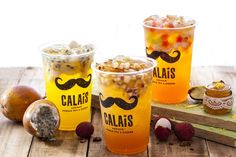Calais' Fresh Tea.