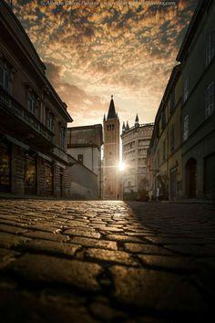 Duomo e Battistero, Parma #parmanelcuoredelgusto
