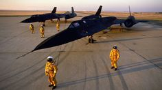"Photo: This Day in Aviation History October 9th, 1999 The Lockheed SR-71 Blackbird flies for the last time.  The Lockheed SR-71 ""Blackbird"" is a long-range, Mach 3+ strategic reconnaissance aircraft that was operated by the United States Air Force. It was developed as a black project from the Lockheed A-12 reconnaissance aircraft in the 1960s by Lockheed and its Skunk Works division. Renowned American aerospace engineer Clarence ""Kelly"" Johnson was responsible for many of the design's…"