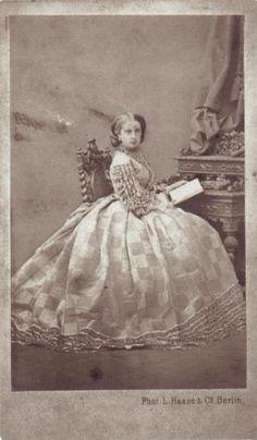 Fürstin Antonia, née Infanta de Portugal