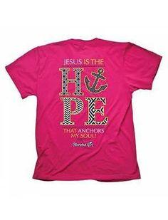 """Cherished Hope"" Kerusso Cherished Girl Short Sleeve Hot Pink T-Shirt – Sharing Our Faith"