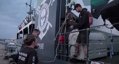 The Sea Shepherd ship, the Bob Barker, is departing Hobart for the commencement of the organization's 11th Southern Ocean Defence Campaign, Operation Icefish.  After successfully championing the suspension of Japan's illegal whaling program in the Southern Ocean, Sea Shepherd will this year focus its efforts to directly intervene agains...