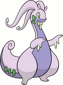 Goodra Pokédex: stats, moves, evolution & locations   Pokémon Database