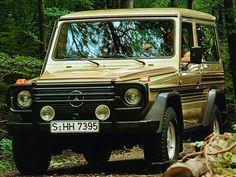 Mercedes-Benz 280GE (W460)