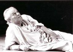 Giorgio Albertazzi in Le Memorie di Adriano a Pozzuoli
