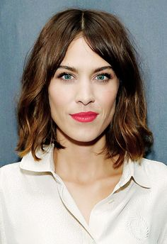Alexa Chung attends the Alexa Chung for AG New York Launch Party on January 20, 2015 in New York City.