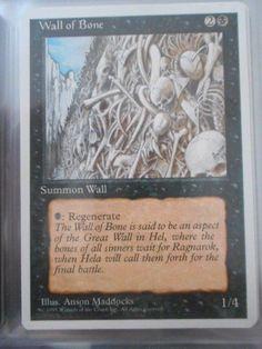 Mint Rare High Grade Magic MTG Legends Ragnar English Nr Mint