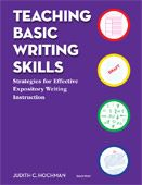 Teaching beginning essay writing