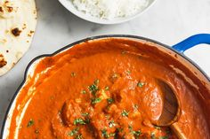 Best Chicken Tikka Masala Recipe - How To Make Chicken Tikka Masala Recipe Best Chicken Tikka Masala Recipe, Cooking Curry, Indian Food Recipes, Ethnic Recipes, Curry Dishes, Chicken Casserole, Delish, Easy Meals, Stuffed Peppers