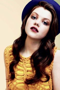 Georgie Henley is an English teenage actress. She is best known for her portrayal of Lucy Pevensie in The Chronicles of Narnia film series.