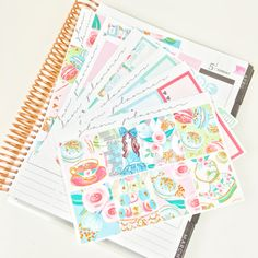 Waldorf Sticker Kit Glam Planner Stickers for by TheGlamPlanner