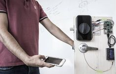 Tecnologia permite transmissão de senhas por meio do corpo humano
