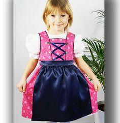 #Kinderdirndl Susi von Coala – COALA #Trachten