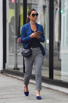 Pippa Middleton Proves Her Maternity Style Is Trendy as Heck With 1 Pair of Pants
