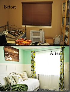 Room/Office makeover