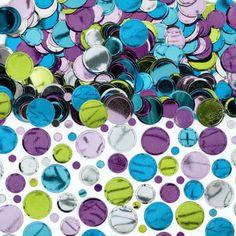 Pastel Dots Confetti 2 1 2oz