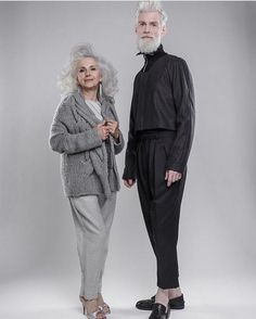 Oldushka: the over-45 modelling agency bringing the glamour of age to the fashion world —The Calvert Journal