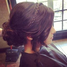 Prom Hairstyles With A Braid | Hair Styles