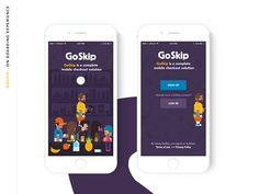 Goskip iOS App