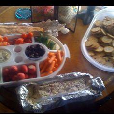 Appetizer for thanksgiving